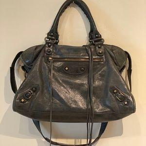 Balenciaga City Bag Black - Vintage